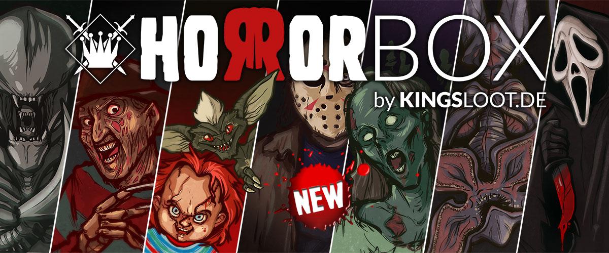 August - HorrorBox #1