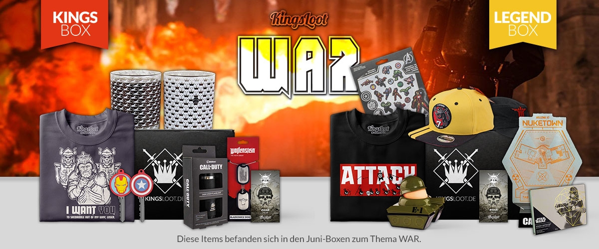Juni - War