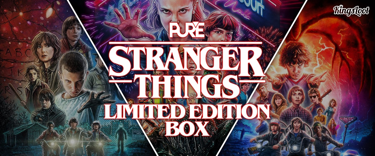 PureBox - Stranger Things