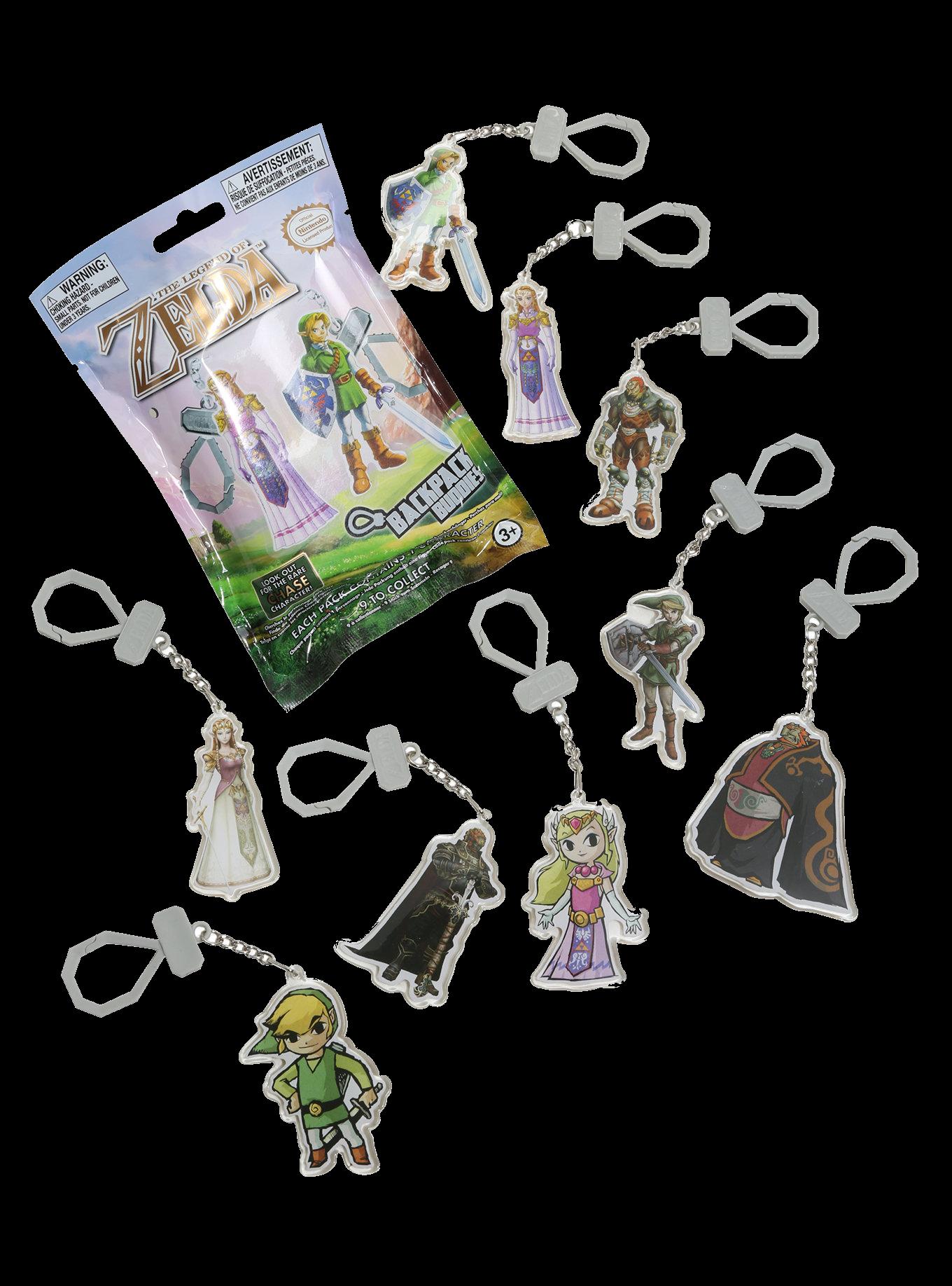 The Legend of Zelda Backpack Buddies Blind-Bag