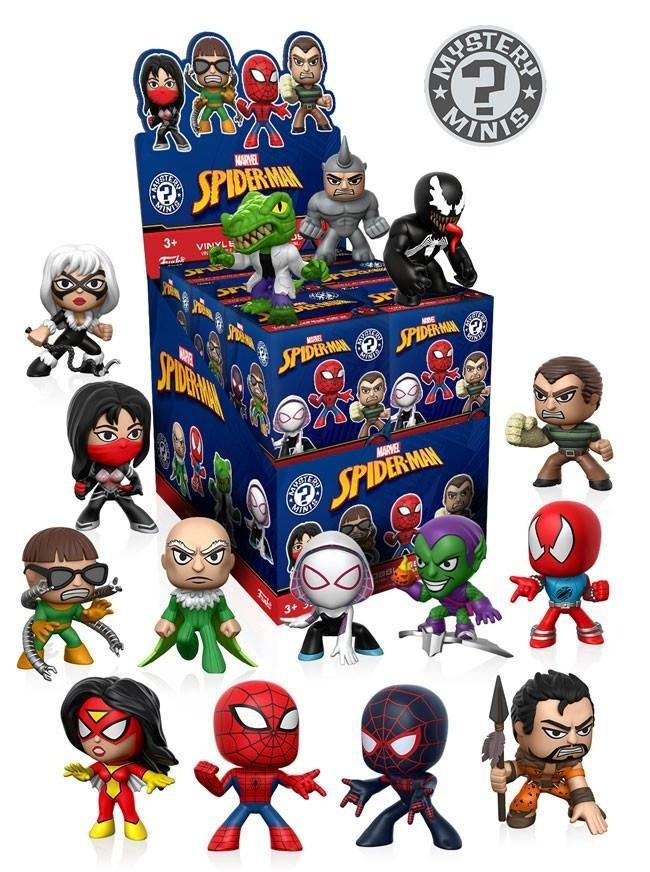 Spider-Man Mystery Mini Blind-Box