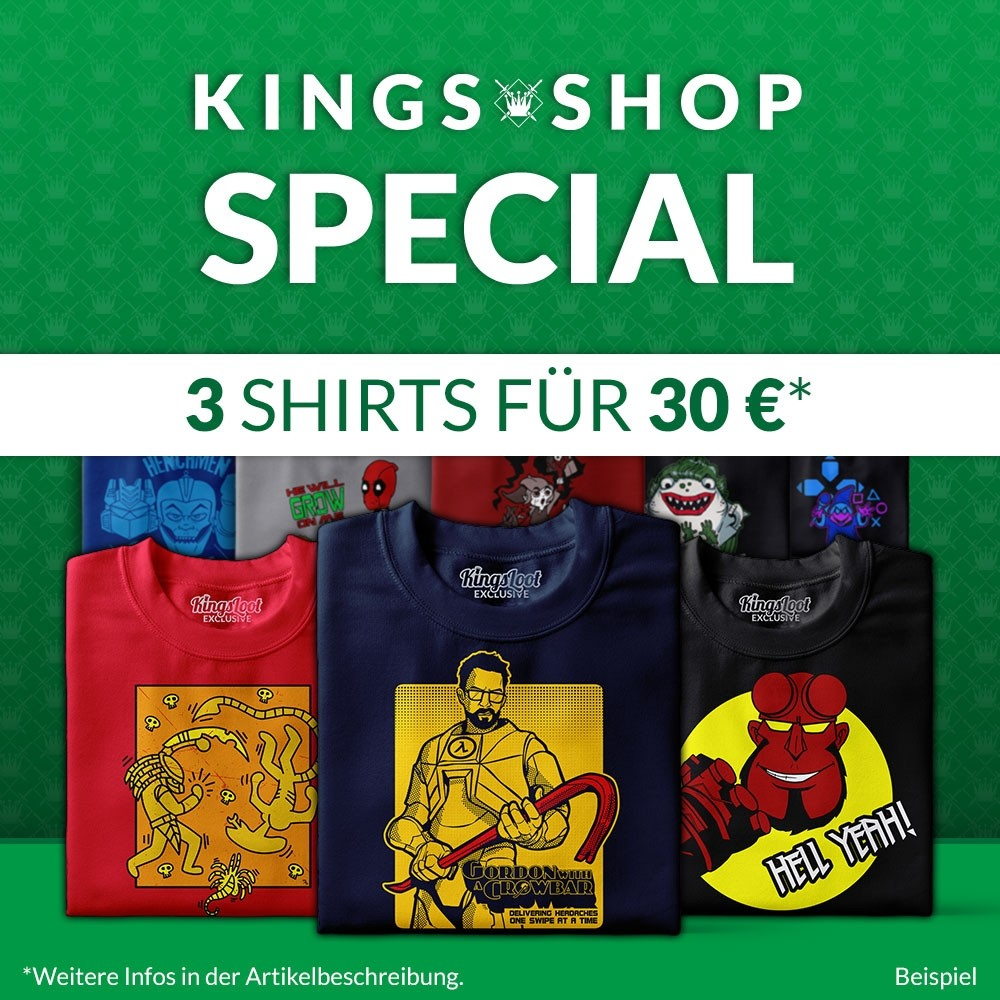T-Shirt Überraschungsbox