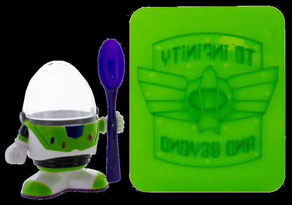 Toy Story Eierbecher und Toastschneider