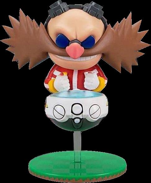Sonic Figur Dr. Eggman