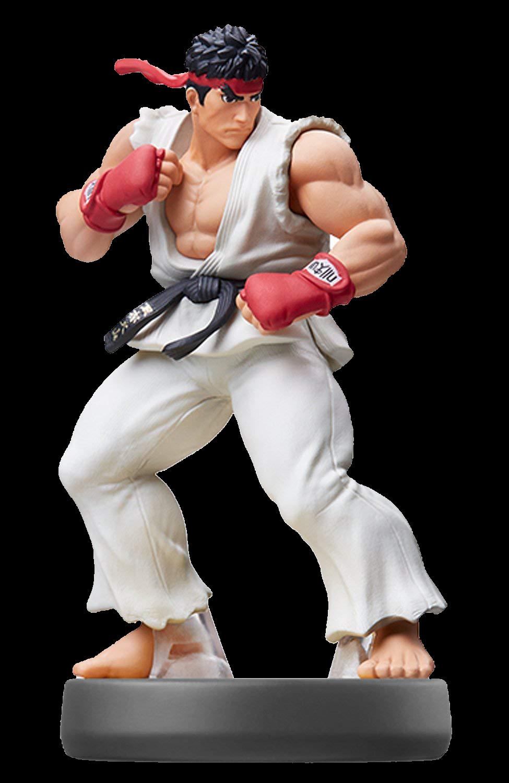"Nintendo Amiibo ""Ryu"""