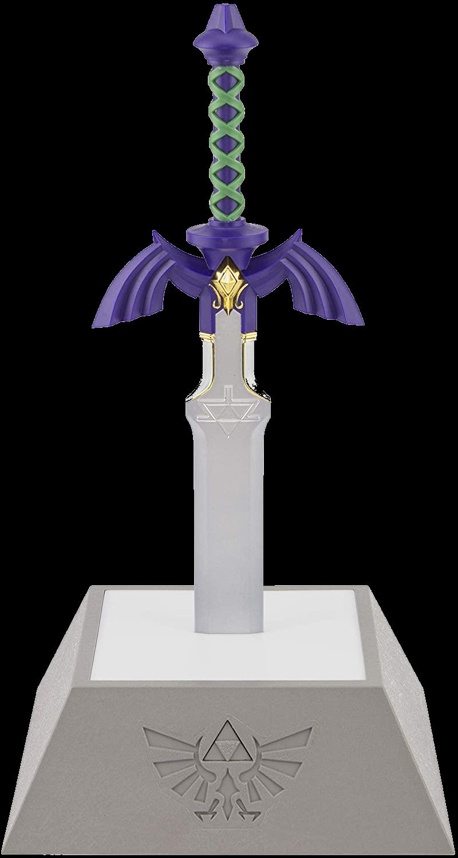 Legend of Zelda Master Sword Lampe