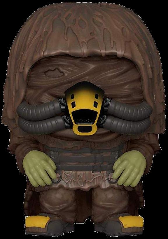 Funko POP! Games Vinyl Figur Fallout 76 Mole Miner