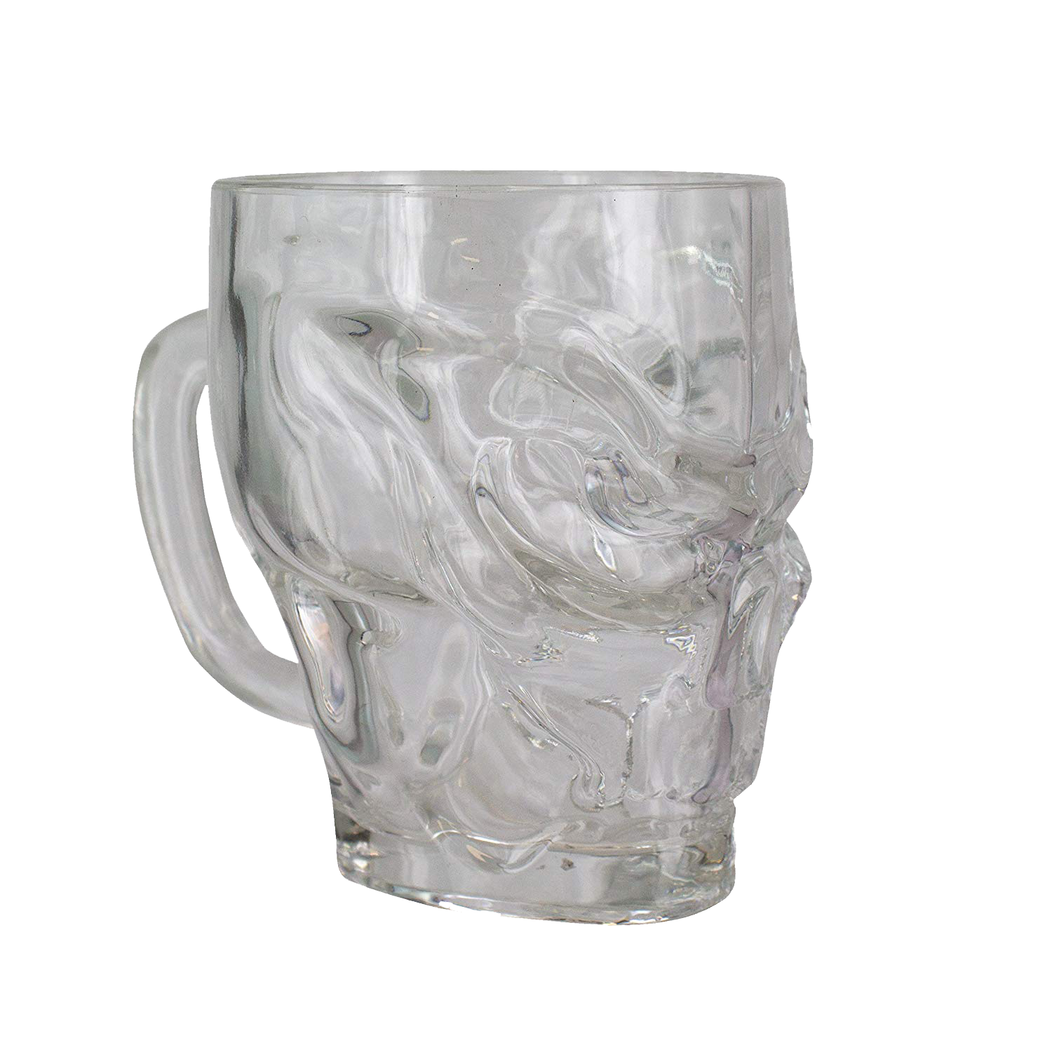 Call of Duty Shaped Skull Glas