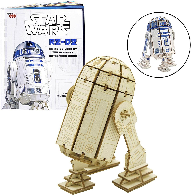 Star Wars IncrediBuilds 3D Modellbausatz R2-D2