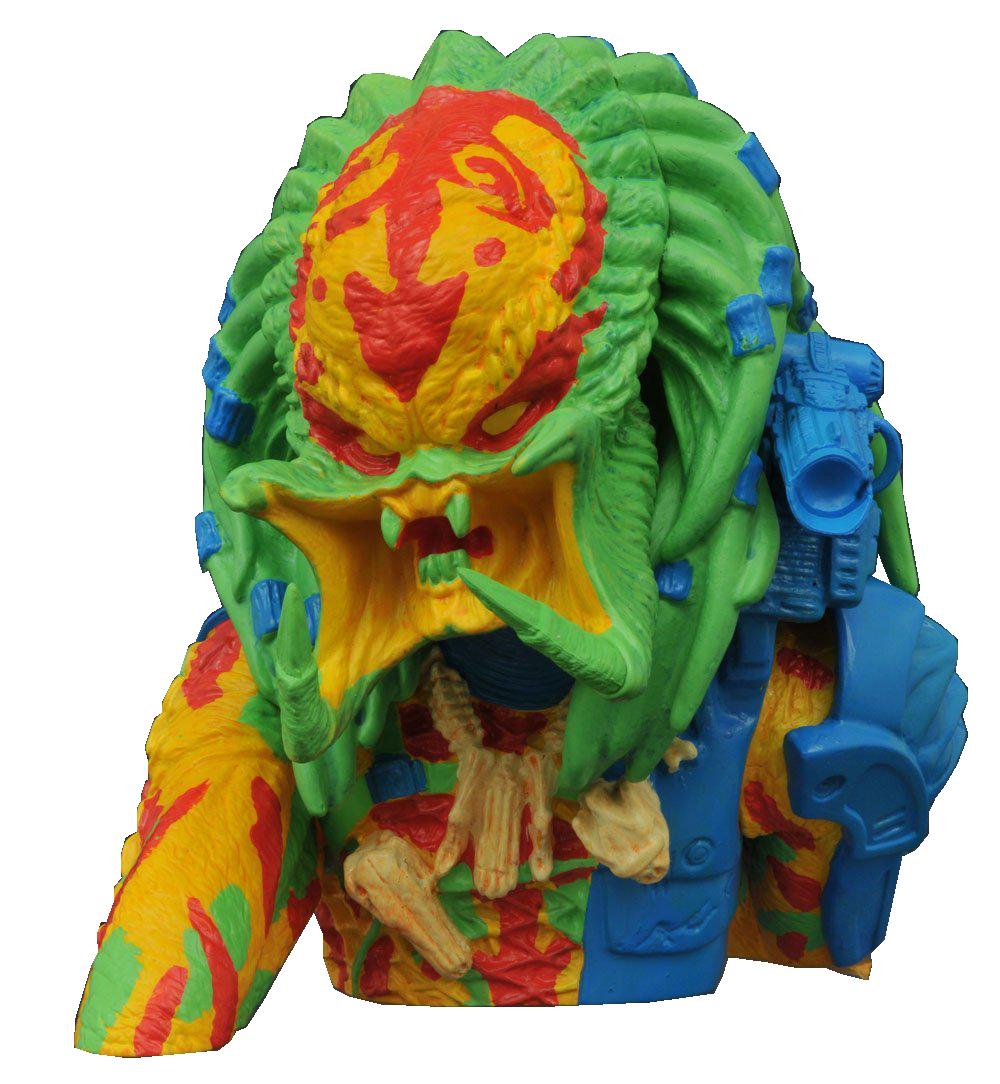 Spardose / Büste Thermal Unmasked Predator
