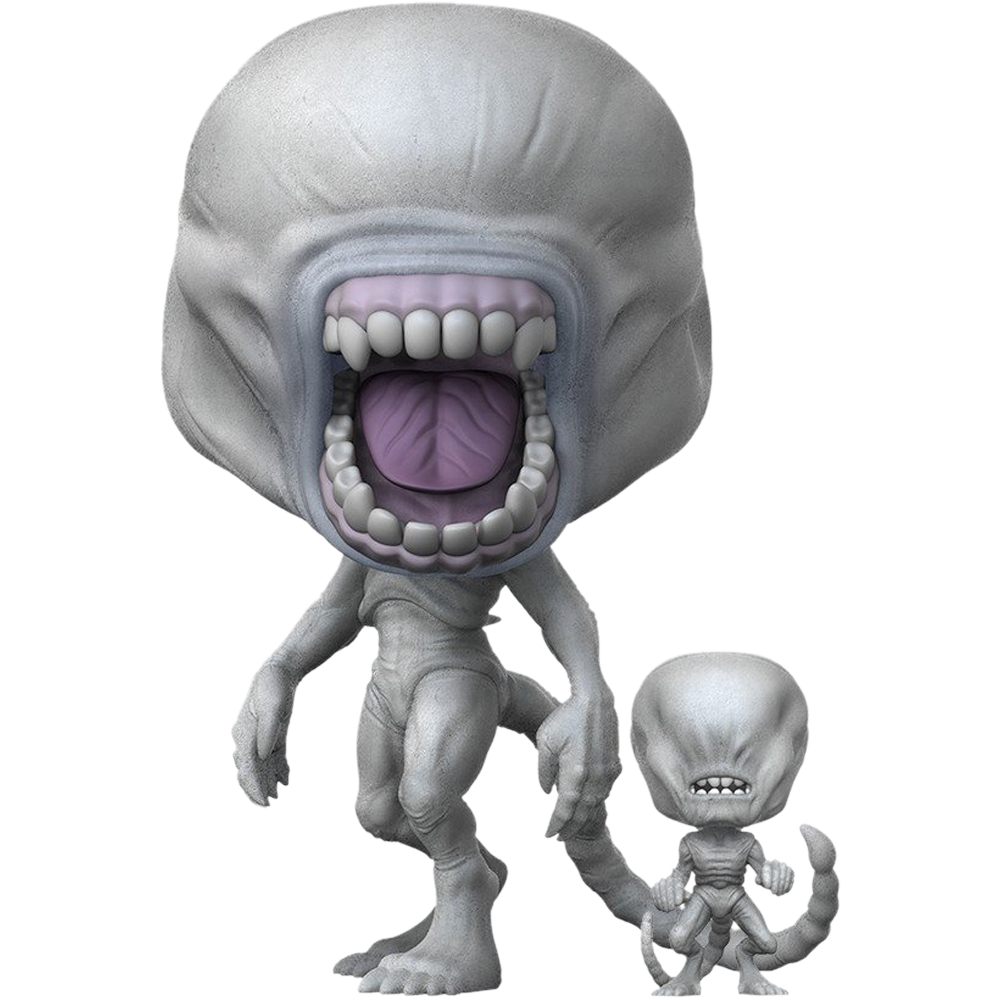 Funko POP! Movies Alien Covenant: Neomorph with Toddler