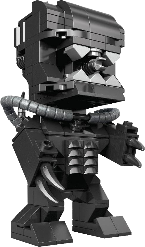 Aliens Kubros Figur Xenomorph