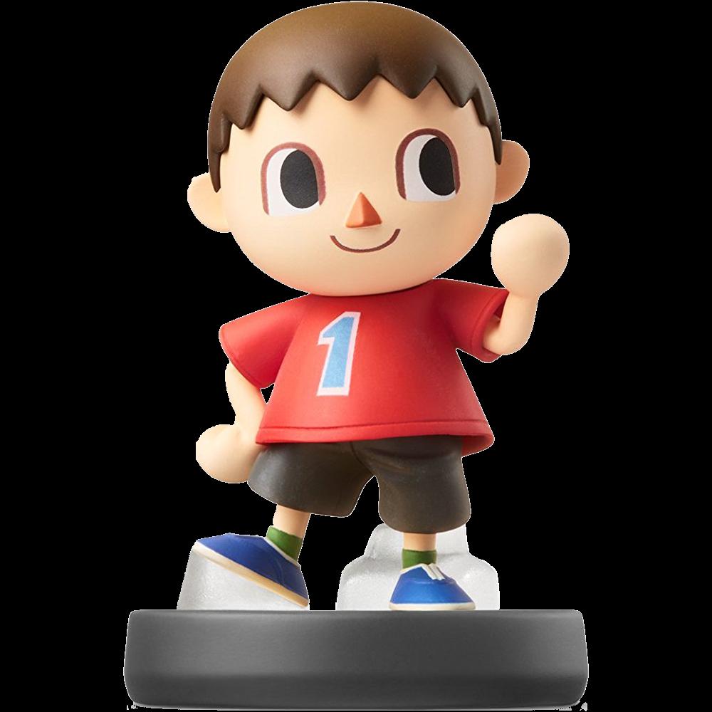 "Nintendo Amiibo ""Bewohner"""
