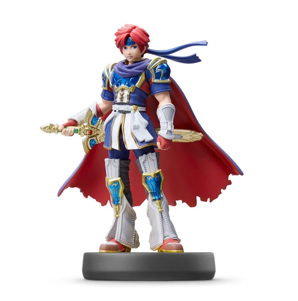 Nintendo Amiibo Super Smash Bros. Roy