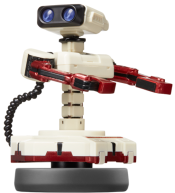 Nintendo Amiibo Super Smash Bros. R.O.B. (Famicom Edition)