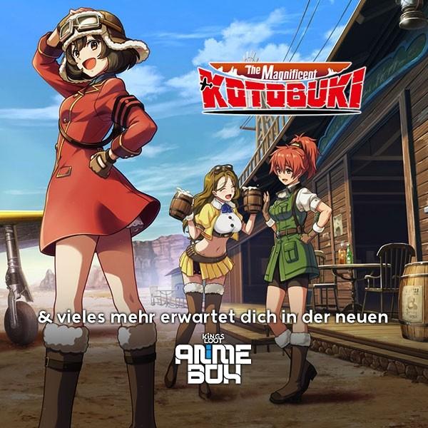 AnimeBox ×3