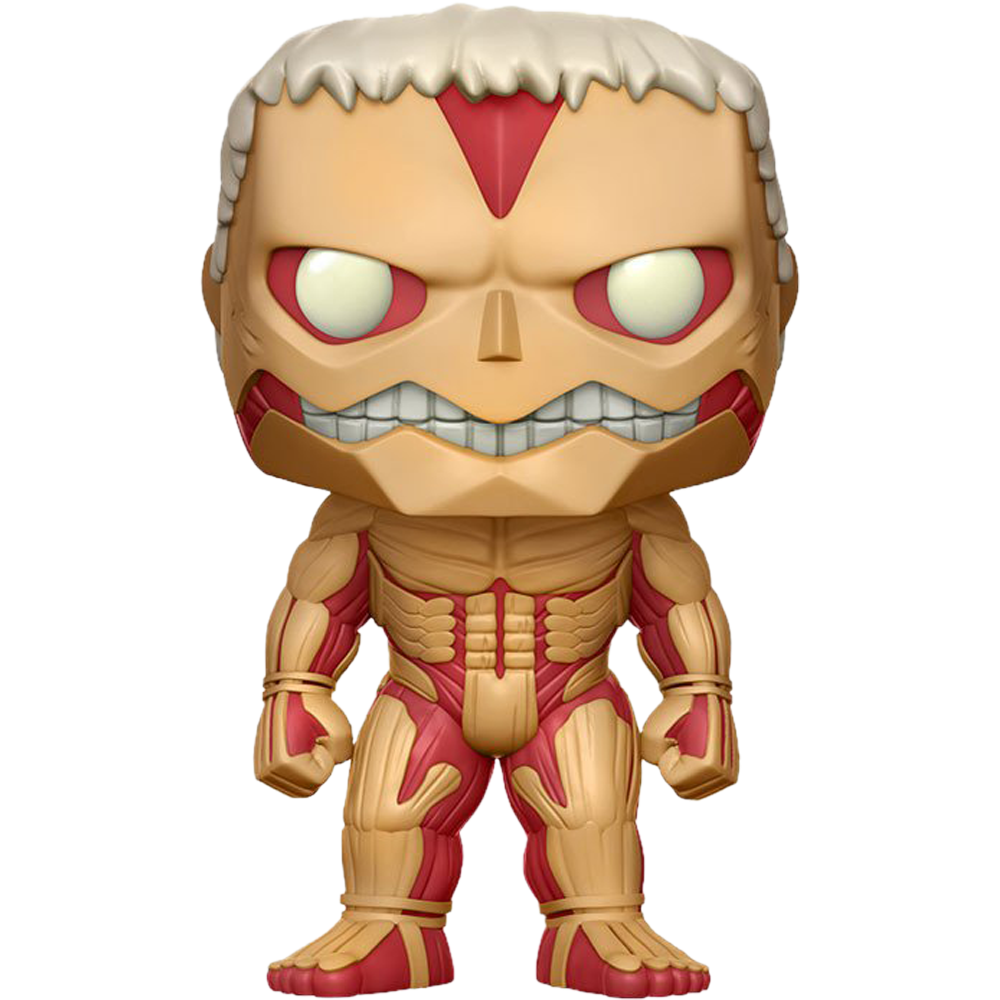 Funko POP! Animation Attack on Titan: Armored Titan