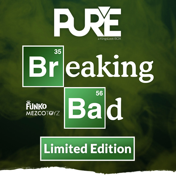 PureBox - Breaking Bad