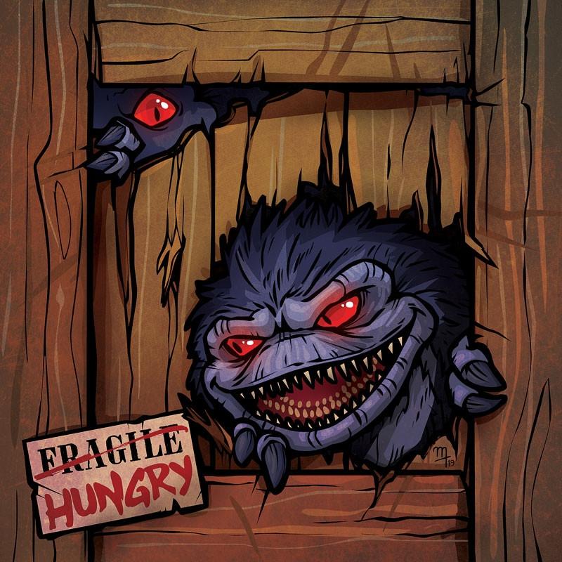 "KingsGlass ""Hungry"""