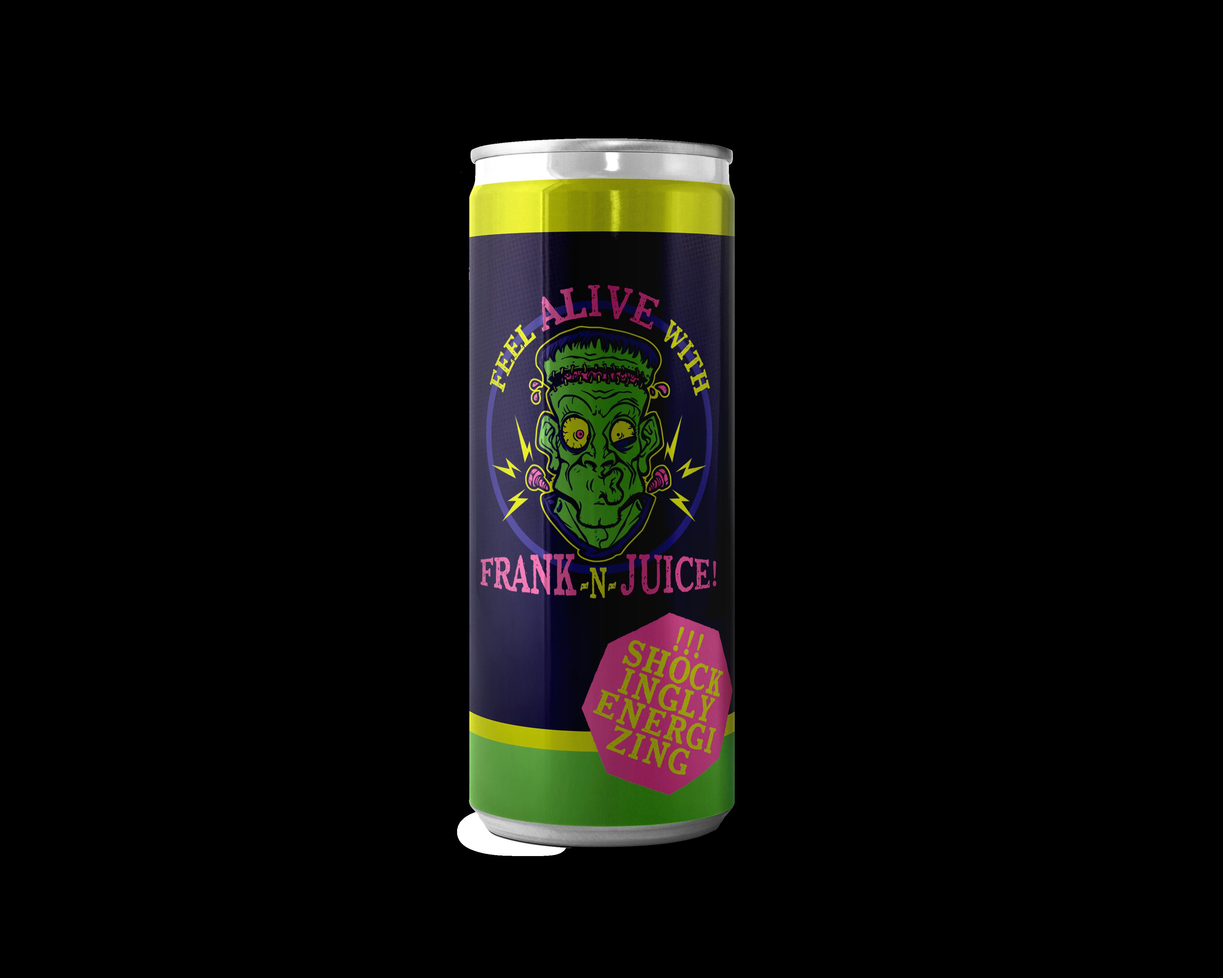 KingsLoot Frank-N-Juice Energy Drink