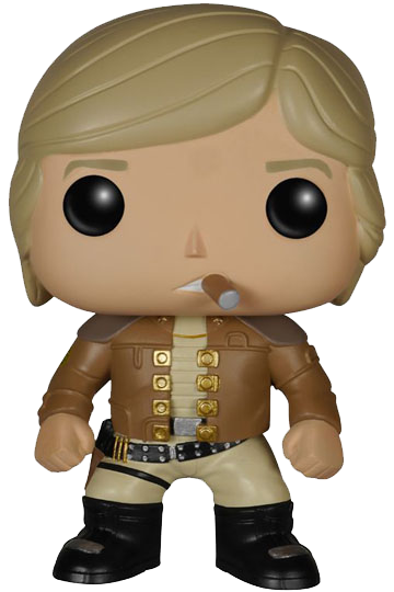 Funko POP! Television Vinyl Figur Battlestar Galactica Lt. Starbuck