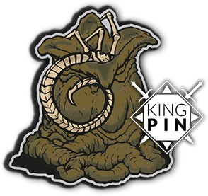 """KingPin #00 """"Alien Egg"""""""