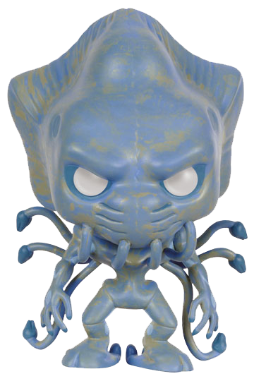 Funko POP! Movies Vinyl Figur Independence Day Alien (White Eyes)
