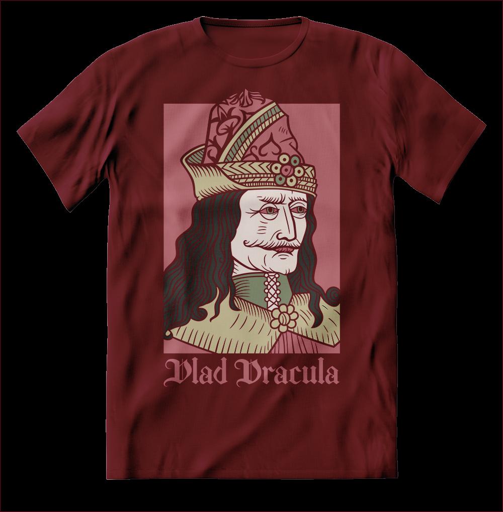 """KingsLoot """"Vlad Dracula"""" Premium T-Shirt"""