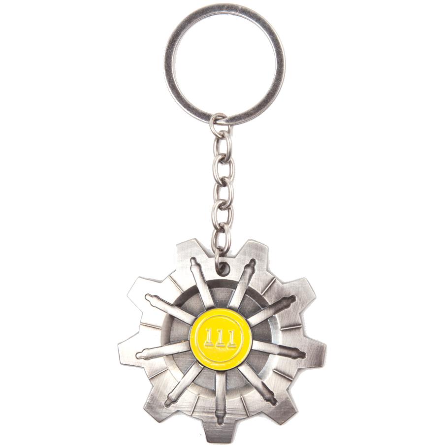 Fallout 4 Vault 111 Schlüsselanhänger