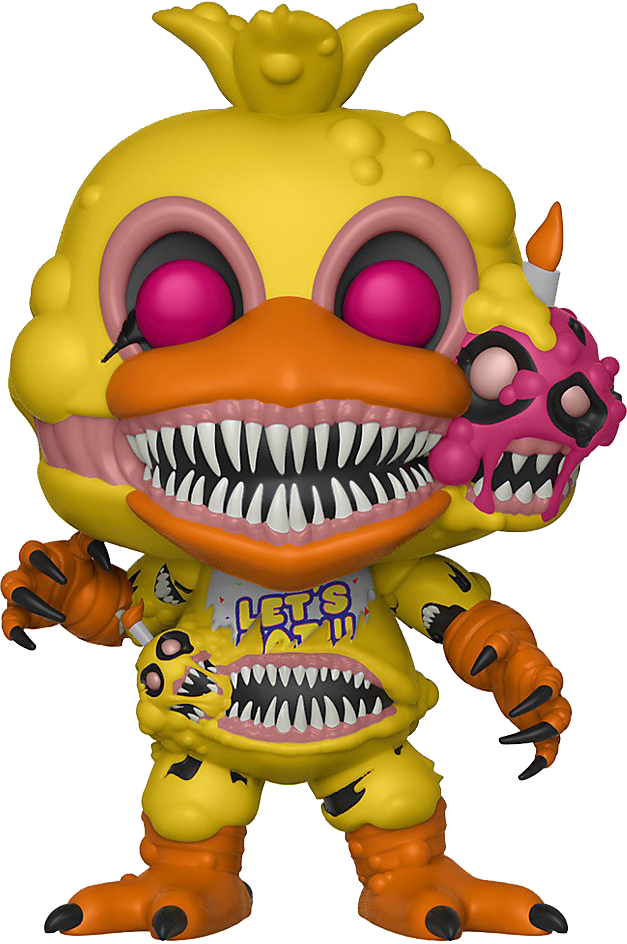 Funko POP! Books Five Nights at Freddy's The Twisted Ones: Twisted Chica