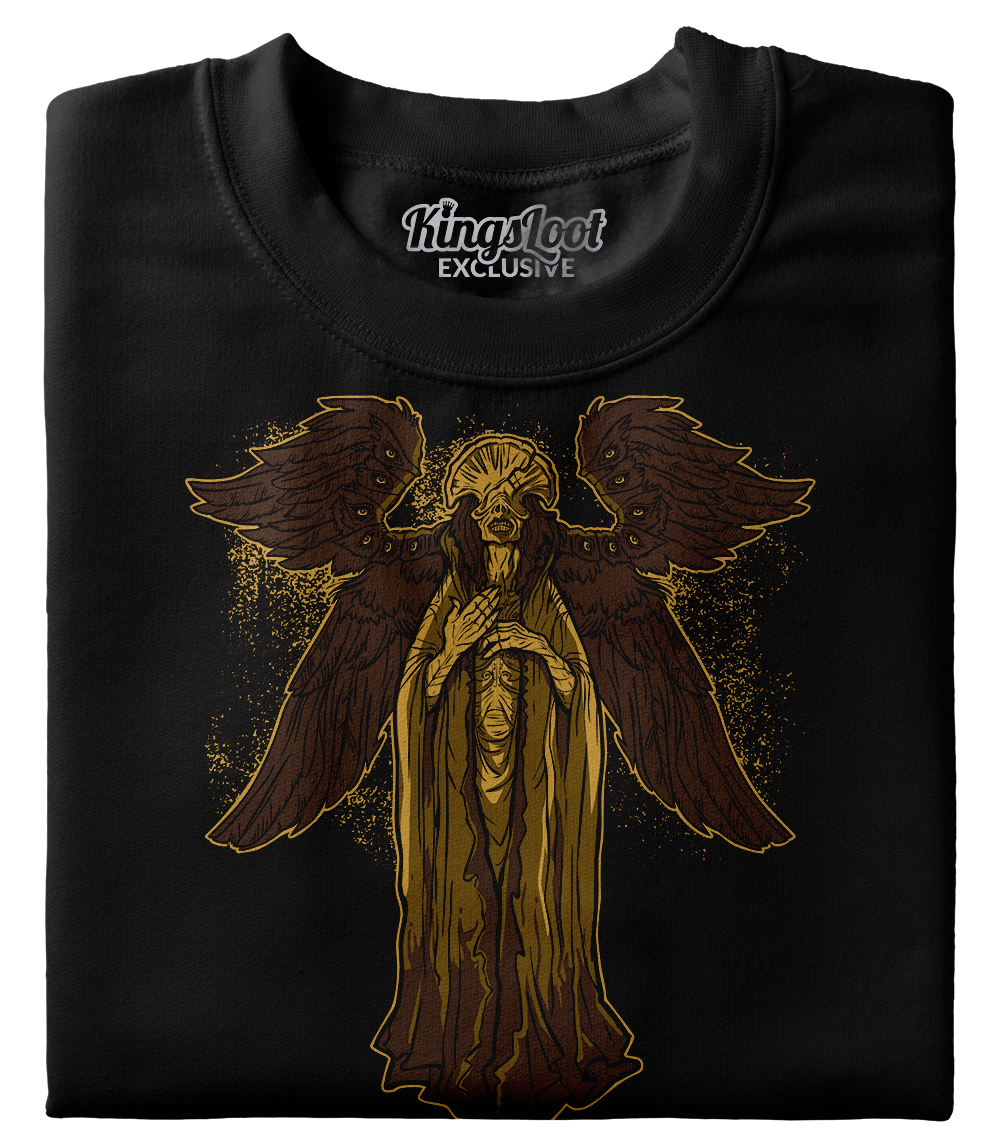"""Angel of Death"" Premium T-Shirt"