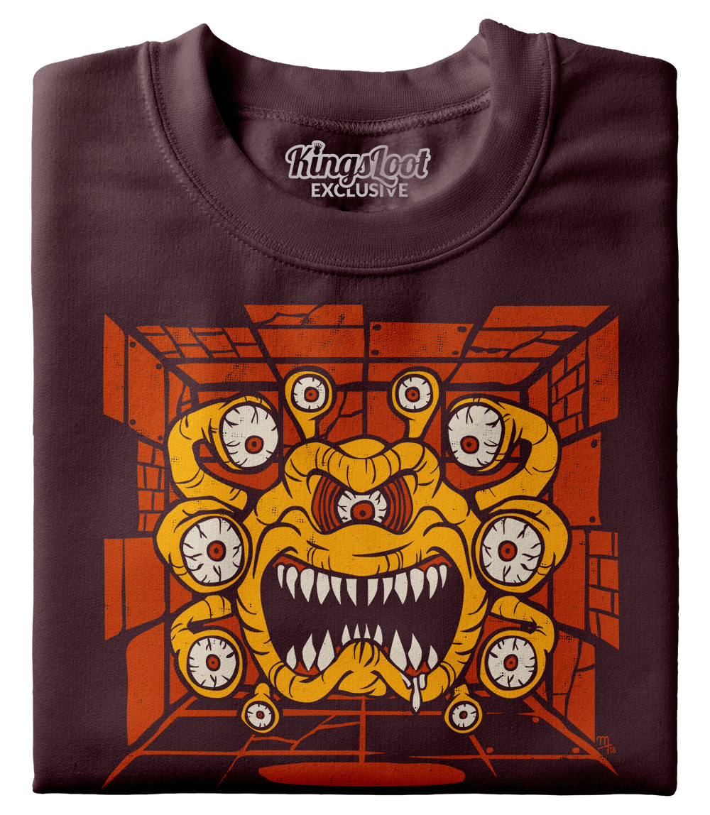 """""""Dungeon Beholder"""" Premium T-Shirt"""