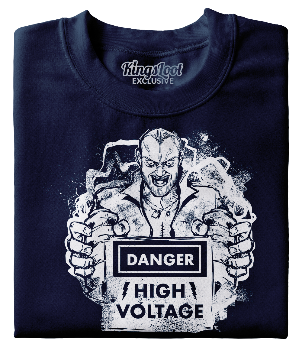 """High Voltage"" Premium T-Shirt"
