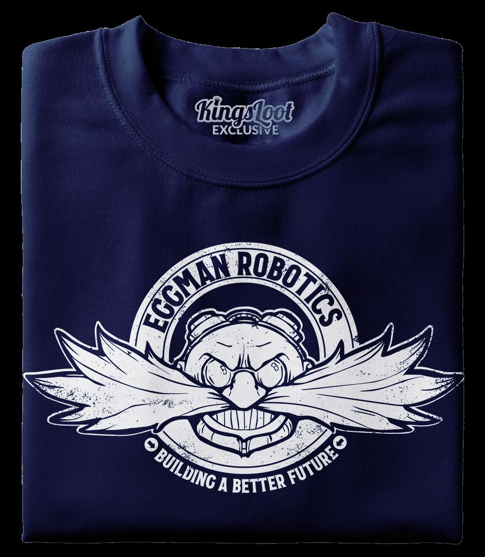 """""""Eggman Robotics"""" Premium T-Shirt"""