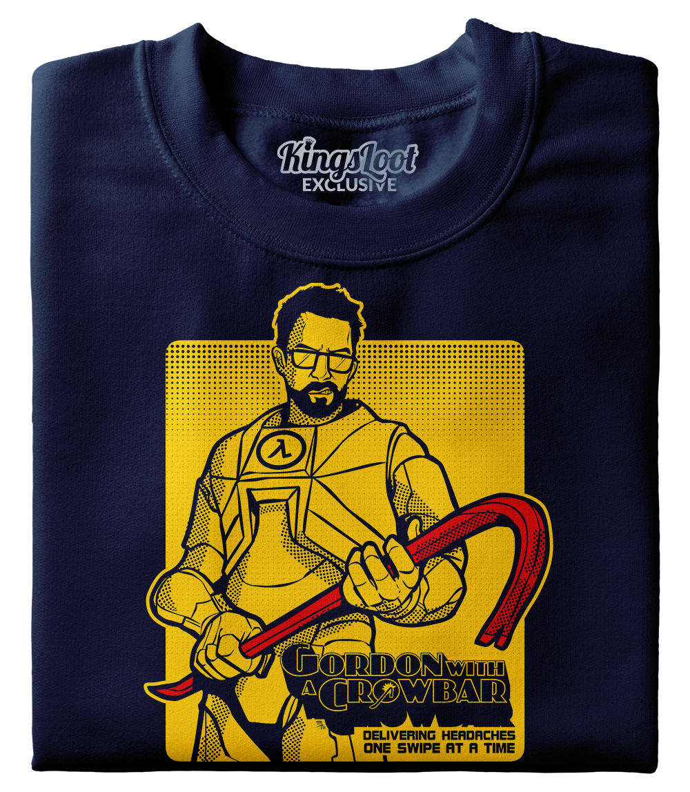 """Gordon with a Crowbar"" Premium T-Shirt"
