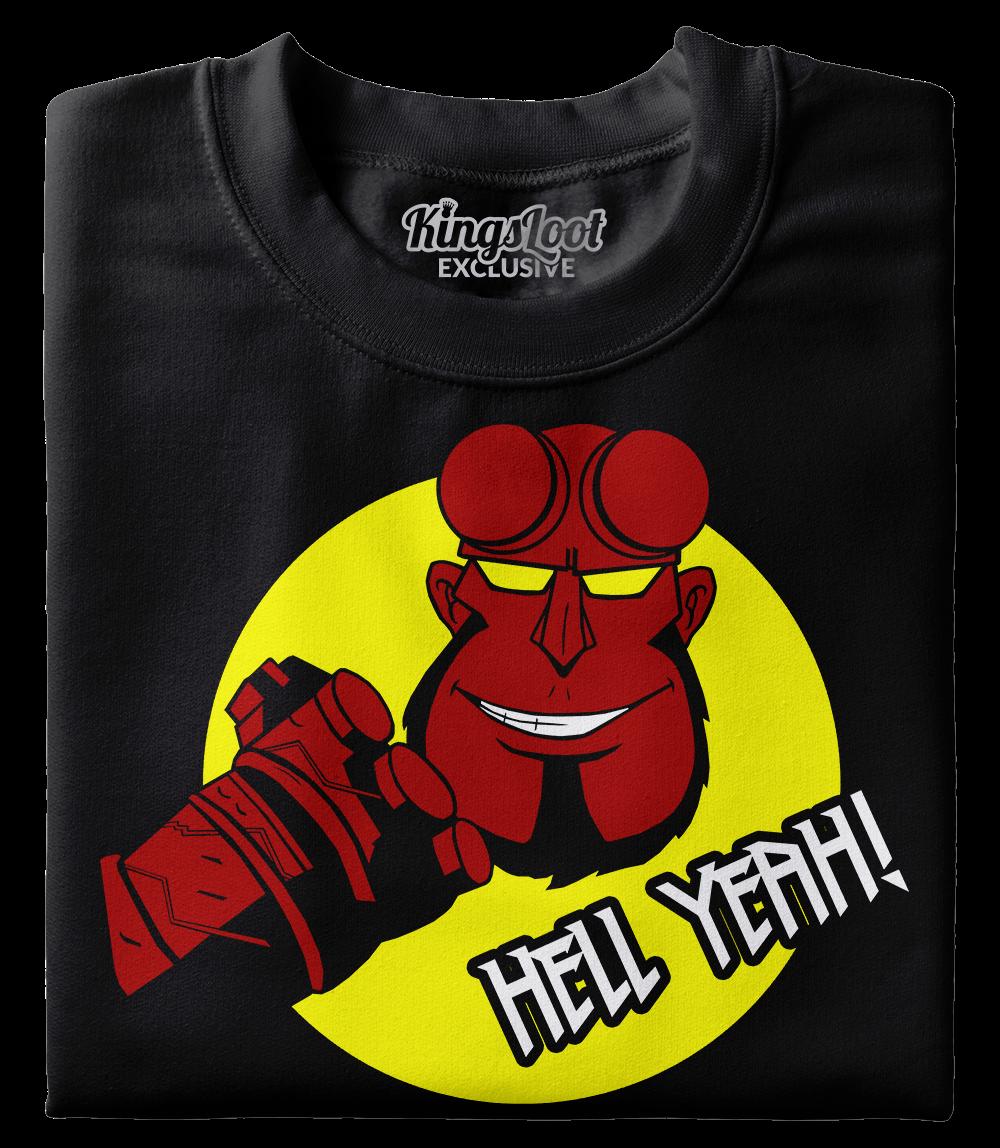 """""""Hell Yeah!"""" Premium T-Shirt"""