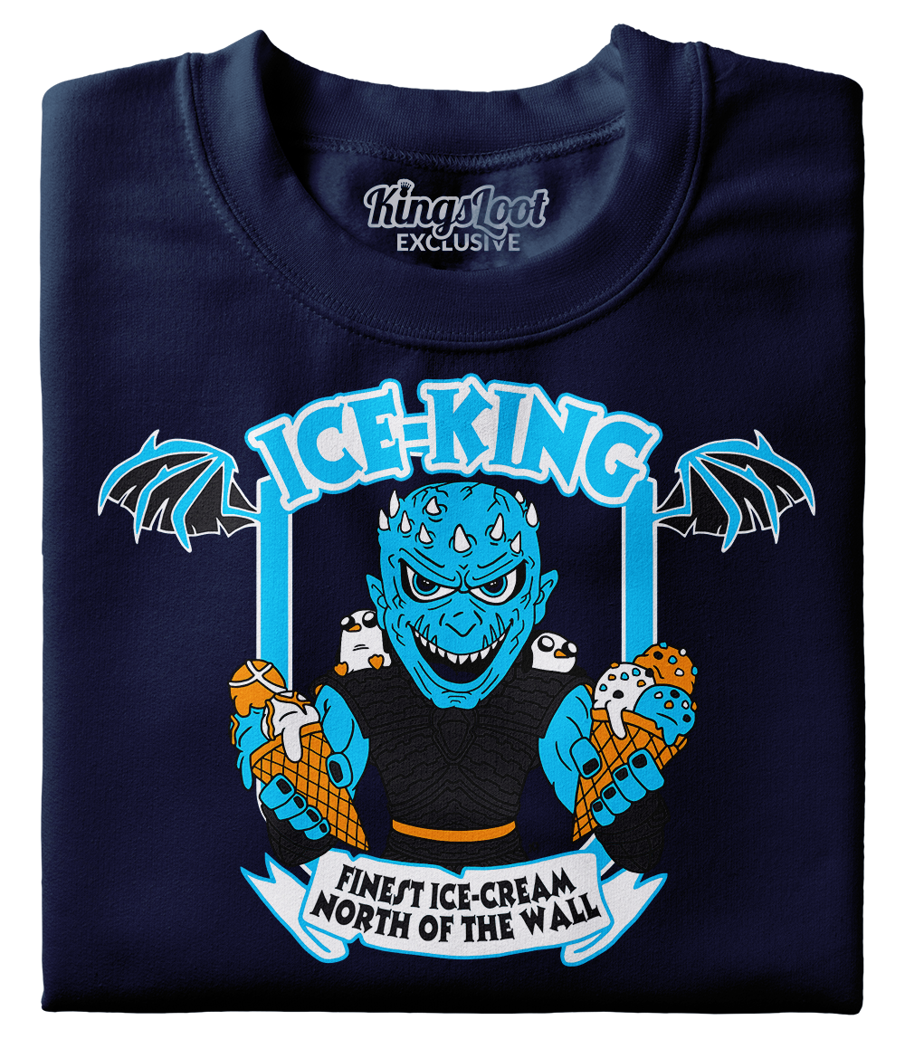 """Ice-King"" Premium T-Shirt"
