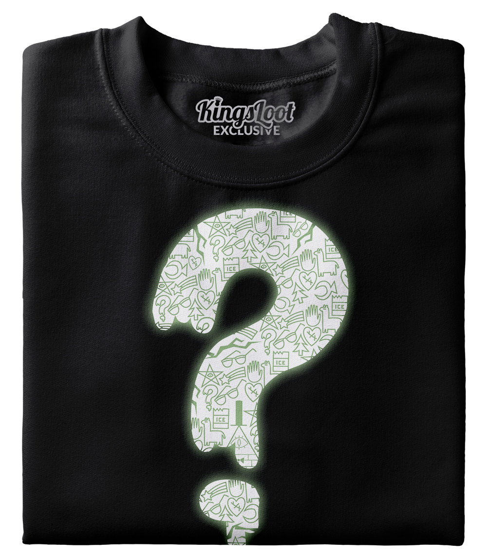 """Mystery Sign"" G.I.T.D. Edition"" Premium T-Shirt"