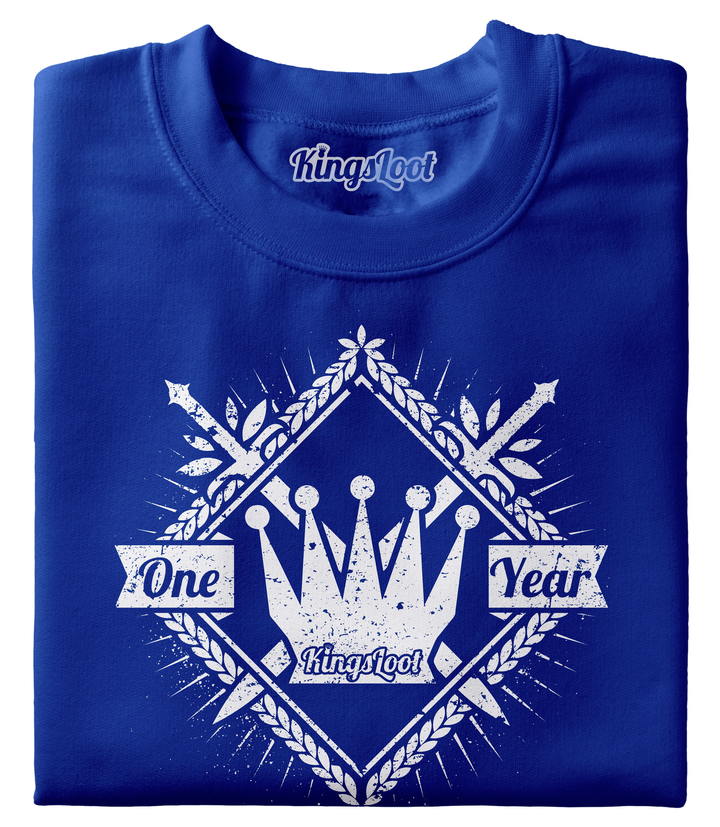 """One Year KingsLoot"" T-Shirt"