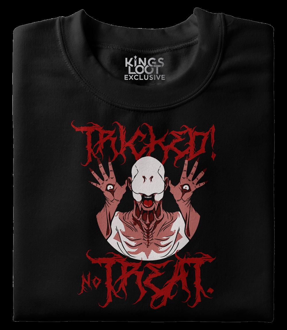 """Tricked! No Treat."" Premium T-Shirt"
