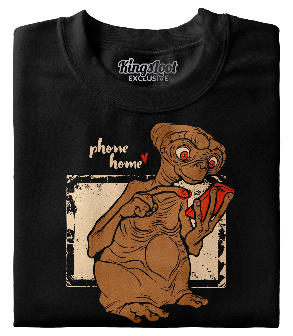 """Phone Home"" Premium T-Shirt"