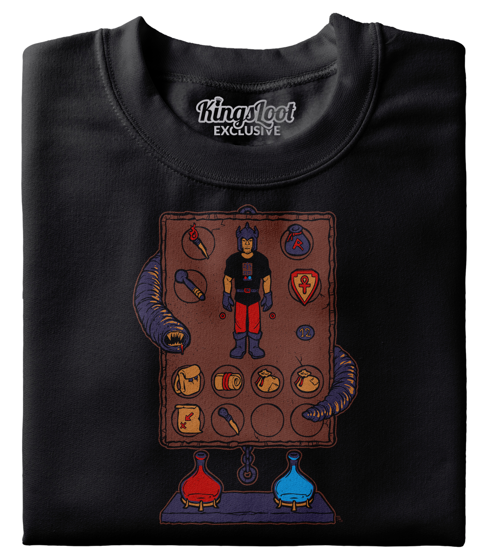 """Underworld Inventory"" Premium T-Shirt"