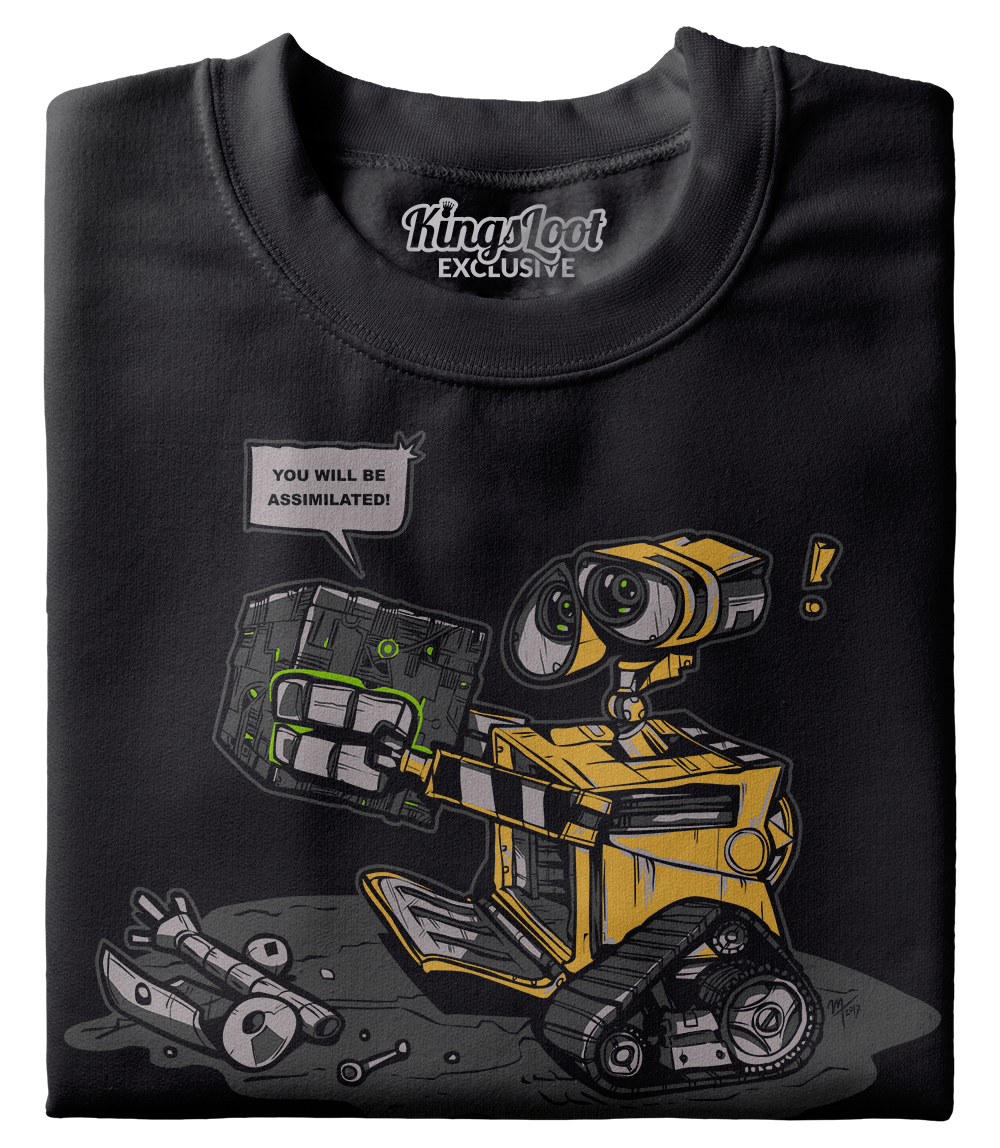 """Scrap Collector"" Premium T-Shirt"