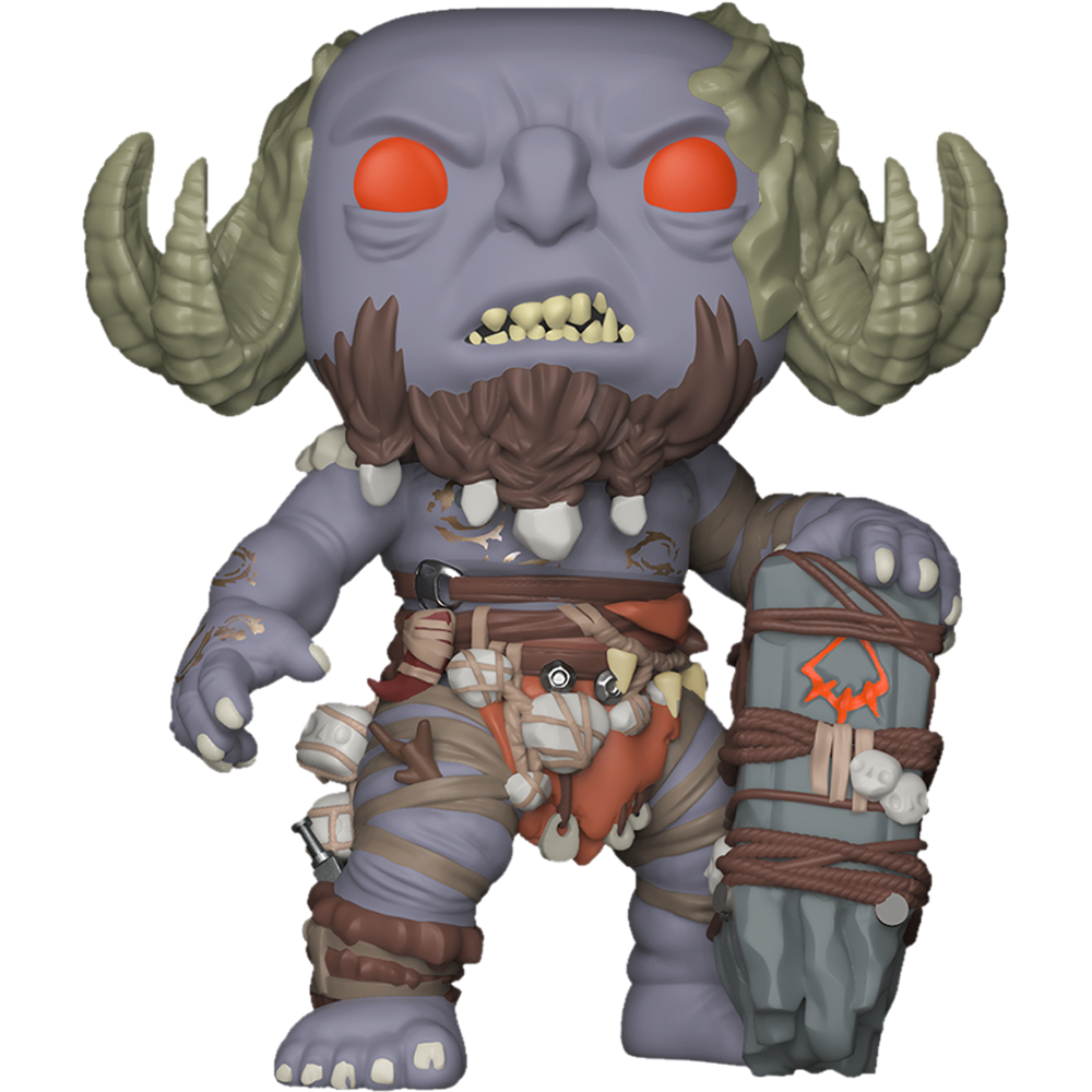 Funko POP! Games God of War: Fire Troll