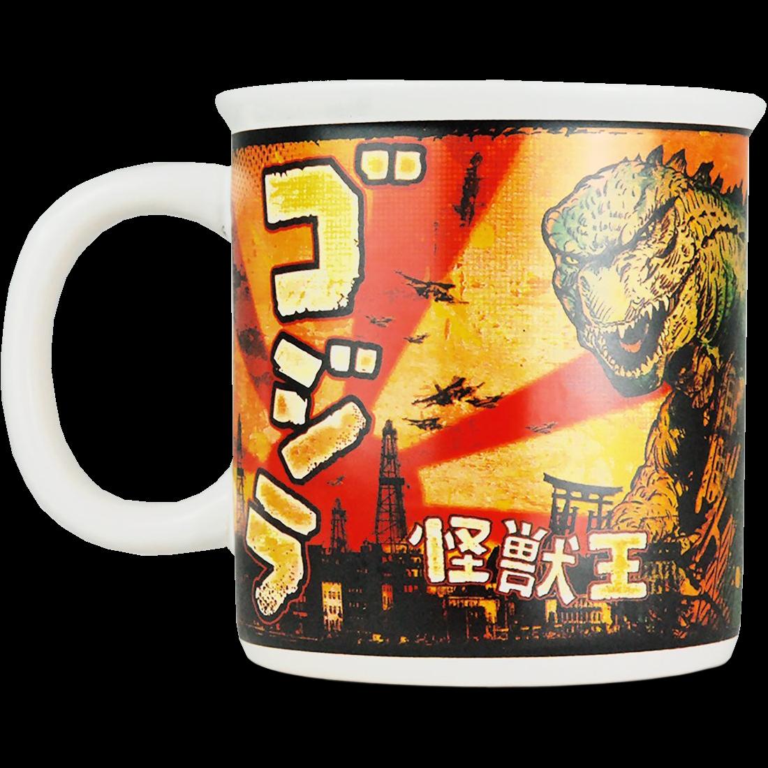 Godzilla Giant Monster Mug