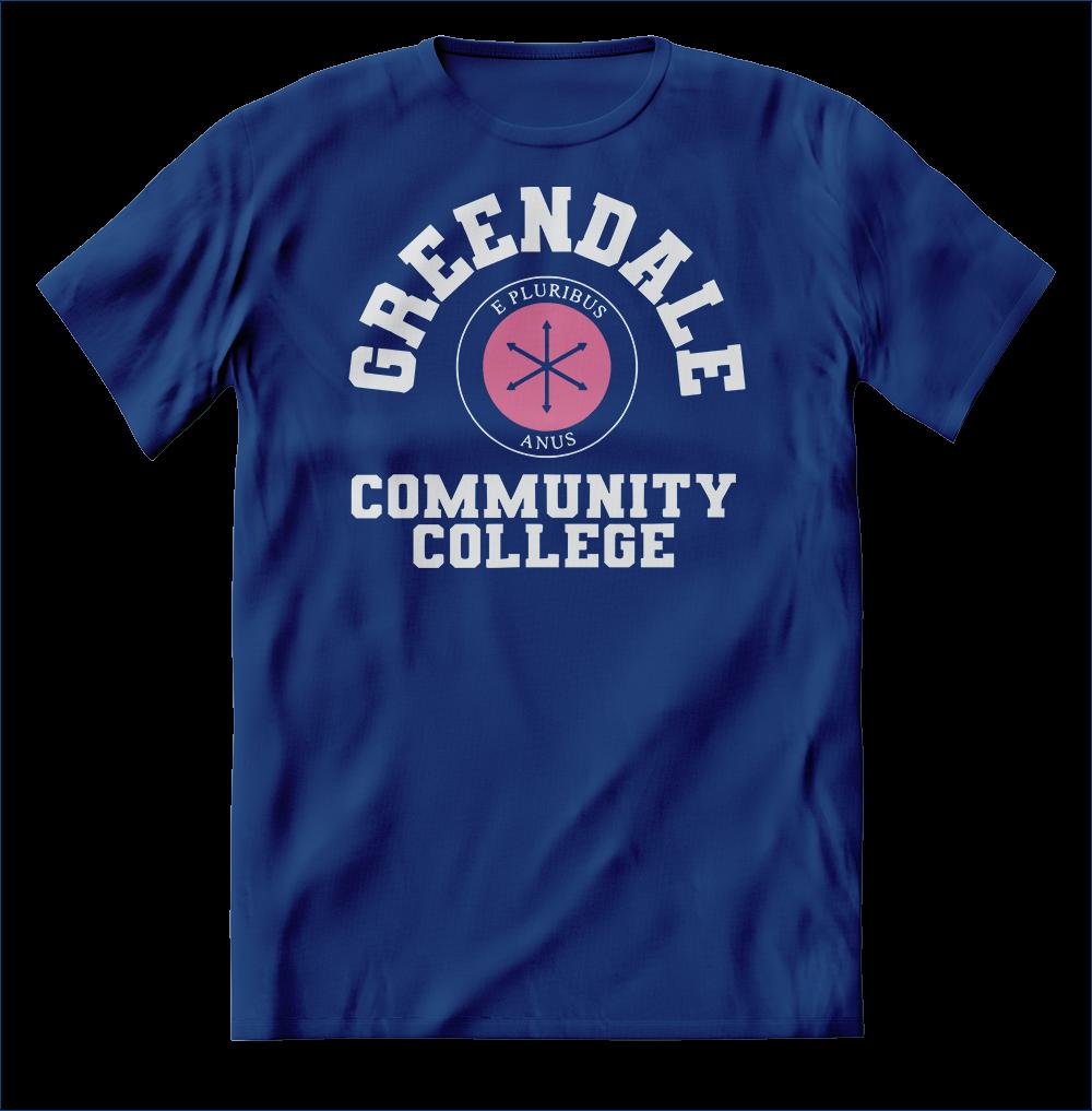 """KingsLoot """"Greendale"""" Premium T-Shirt"""