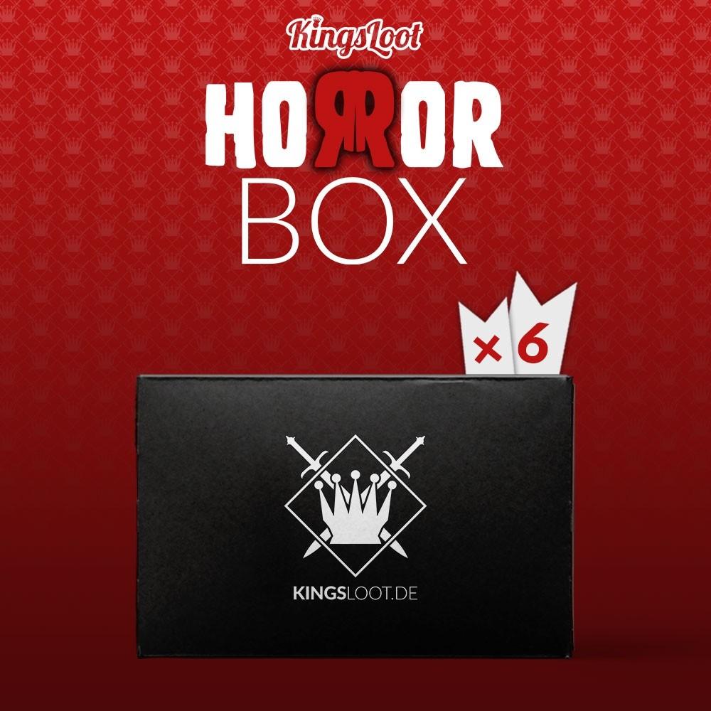 HorrorBox ×6