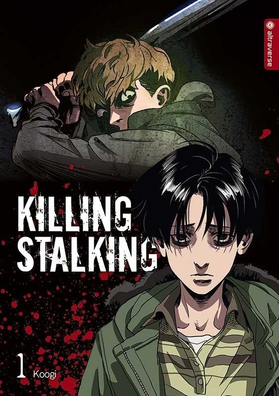 Killing Stalking Manga Band 01