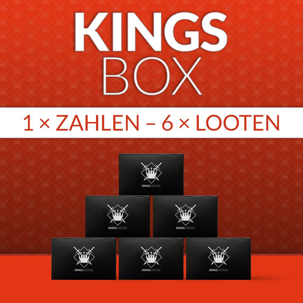 KingsBox komplett für 6 Monate