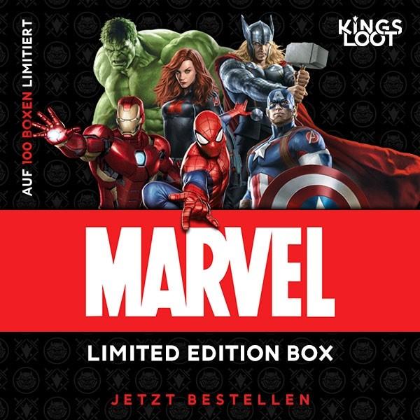 MARVEL – Limited Edition Box